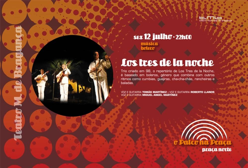 Los Tres - Noche
