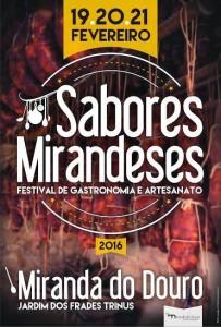 Sabores Mirandeses 2016